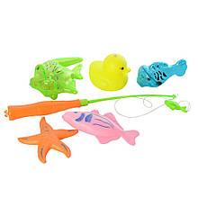 Игровой набор Рыбалка на магнитах, 5 штук