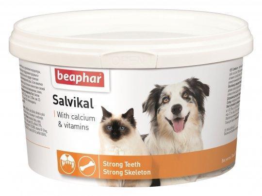 Salvikal минерально-витаминный комплекс для собак и кошек 250  г