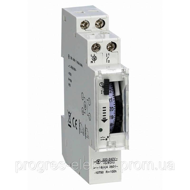 Таймер суточный электромеханический Т15-А Electro