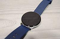 Умные часы  S9 Smartwatch водозащита мониторинг сердечного ритма ( фитнес-браслет спортивный) (Синие), фото 4