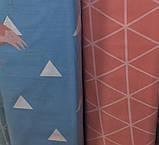 """Комплект постельного белья ЕВРО ТМ """"Ловец снов"""", Фламинго Брайт, фото 2"""