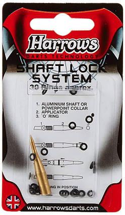 Набор для хвостовиков Harrows 'O'Rings кольца-резиночки, фото 2