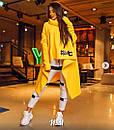 Женский стильный свитер туника оверсайз oversize, фото 2