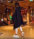 Женский стильный свитер туника оверсайз oversize, фото 5