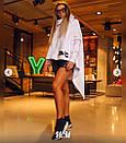 Женский стильный свитер туника оверсайз oversize, фото 6