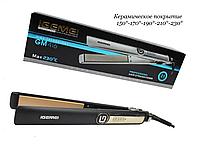 Профессиональный утюжок выравниватель для волос Geemy GM416