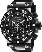 Мужские Часы INVICTA SUBAQUA 25038 Хронограф Оригинал 50 мм (Инвикта Субаква)