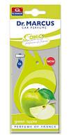Освежитель воздуха для салона авто Dr. Marcus Sonic Зеленое яблоко