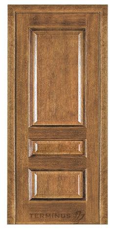 Межкомнатная дверь для квартиры Модель 53 дуб даймонд, глухая