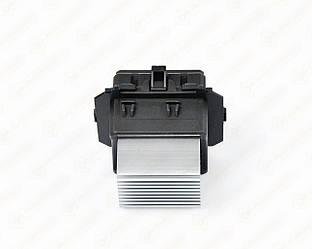 Резистор скорости вращения вентилятора на Renault Trafic II 2001->2014 +AC — Expert Line - WTE28243