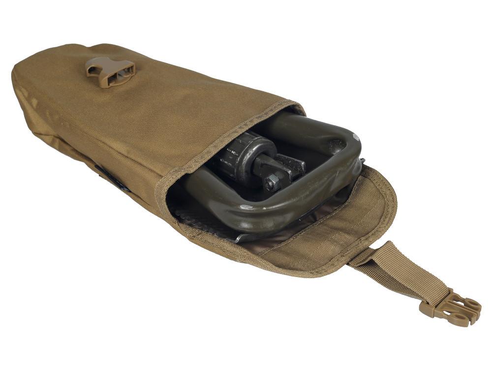 Милтек подсумок для складаний лопатки Gen.II койот
