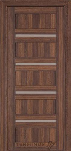 Межкомнатная дверь для частного дома Модель 107 Миндаль, глухая