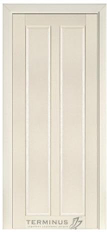 Межкомнатная дверь для частного дома Модель 117 Ясень Crema, глухая