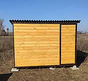 Садовые домики для инвентаря, хоз домик. Киев., фото 3