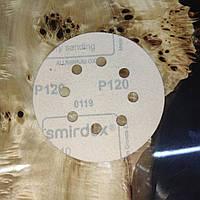 Круг шліфувальний Smirdex Ø125 мм Р120