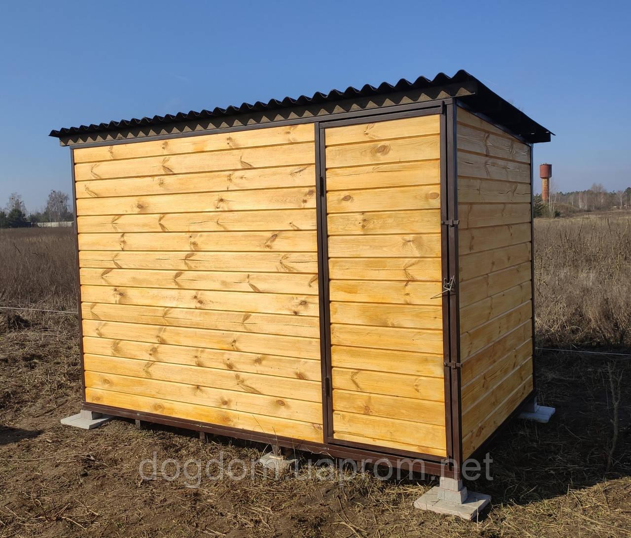 Садовые домики для инвентаря, хоз домик. Киев.
