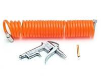 Пистолет обдувочный +шланг 5м DG-10A
