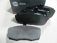 Колодки тормозные передние LDV Convoy | DAF 400 | ABS, фото 1