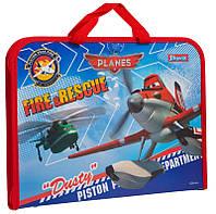 Портфель детский для мальчика Самолетики 491000