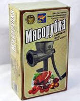 Мясорубка механическая квадратная Полтава 8210