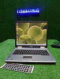"15"" Intel\ 2 ГБ DDR2\ 160 GB HDD\ Настроен!  Toshiba Satellite Pro L20, фото 7"