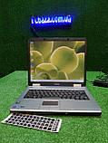 "15"" Intel\ 2 ГБ DDR2\ 160 GB HDD\ Настроен!  Toshiba Satellite Pro L20, фото 6"