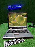 "15"" Intel\ 2 ГБ DDR2\ 160 GB HDD\ Настроен!  Toshiba Satellite Pro L20, фото 2"