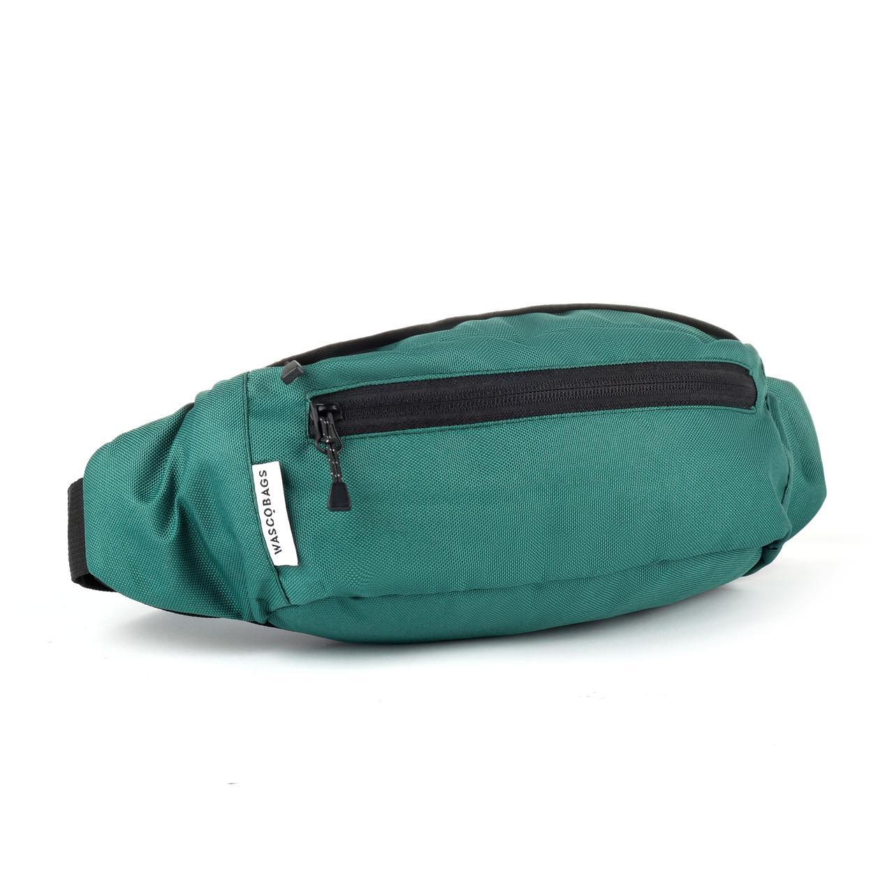 Поясная сумка Wascobags P2 Зеленый