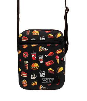Месенджер VOLT FP Fast Food сумка через плече