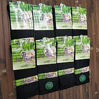 Носки женские демисезонные BYT CLUB Турция бамбук короткие темно-синие 36-39 размер НЖД-021449