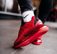 Мужские кроссовки Nike Air Max 720 - 818 RED Красные Найк 41,42,43,44 размеры