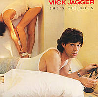 CD диск Mick Jagger - she's the Boss
