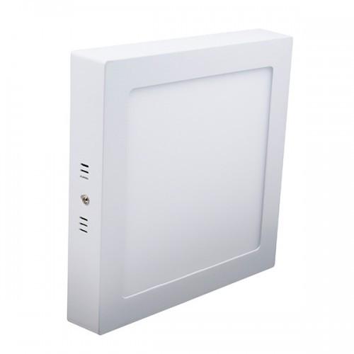 Светодиодный светильник 18W накладной квадрат 4500K Z-light ZL2011