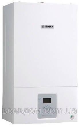 Газовый котел BOSCH WBN 6000 -35H RN турбо (одноконтурный)