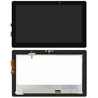 Дисплейный модуль для планшета Asus Transformer Book 13.3 TX300 TX300CA N133HSE-E21, черный