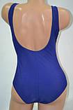 Купальник спортивный подросток Fuba.Vi тройной цвет темно синий, фото 3