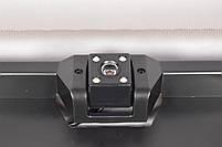 Камера заднего вида в рамке автомобильного номера с LED подсветкой Черная, фото 2