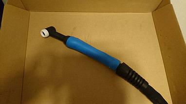 Аргоновая горелка WP-26 байонетное подключение 35-50, фото 3