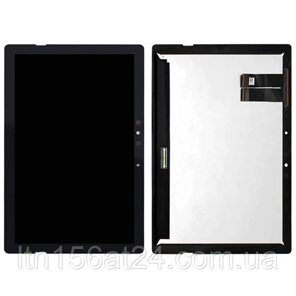 Дисплей с тачскрином для Asus Transformer 3 Pro T303UA T303, черный, экран с сенсором