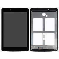 Дисплейный модуль для планшета LG G Pad 7.0 V400, черный