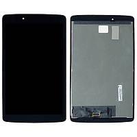 Дисплейный модуль для планшета LG G Pad 8.0 V490, черный
