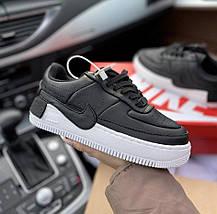 Мужские кроссовки Nike Air Force 1 Jester XX White/Black, фото 2