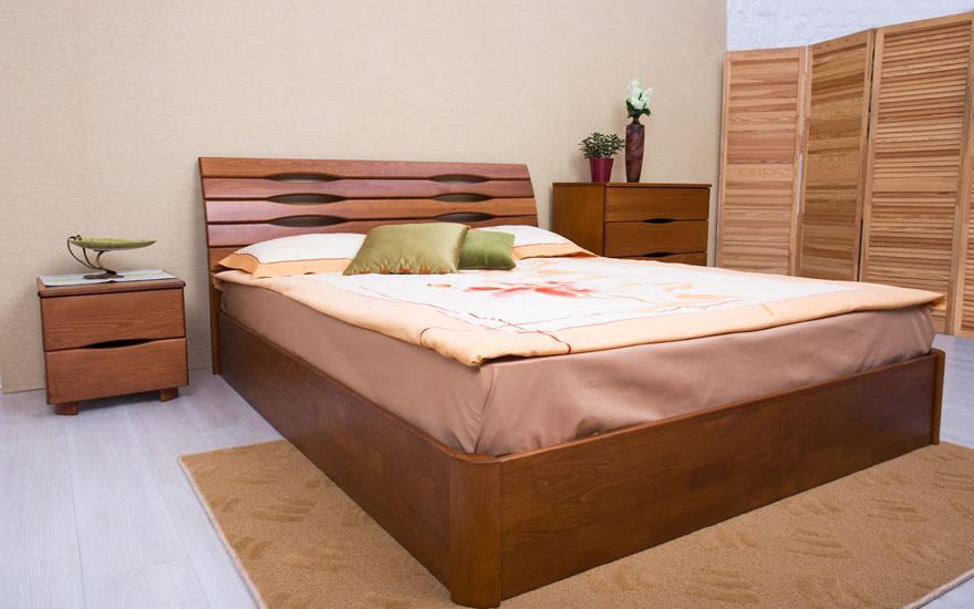 Кровать деревянная Марита N ТМ ОЛИМП