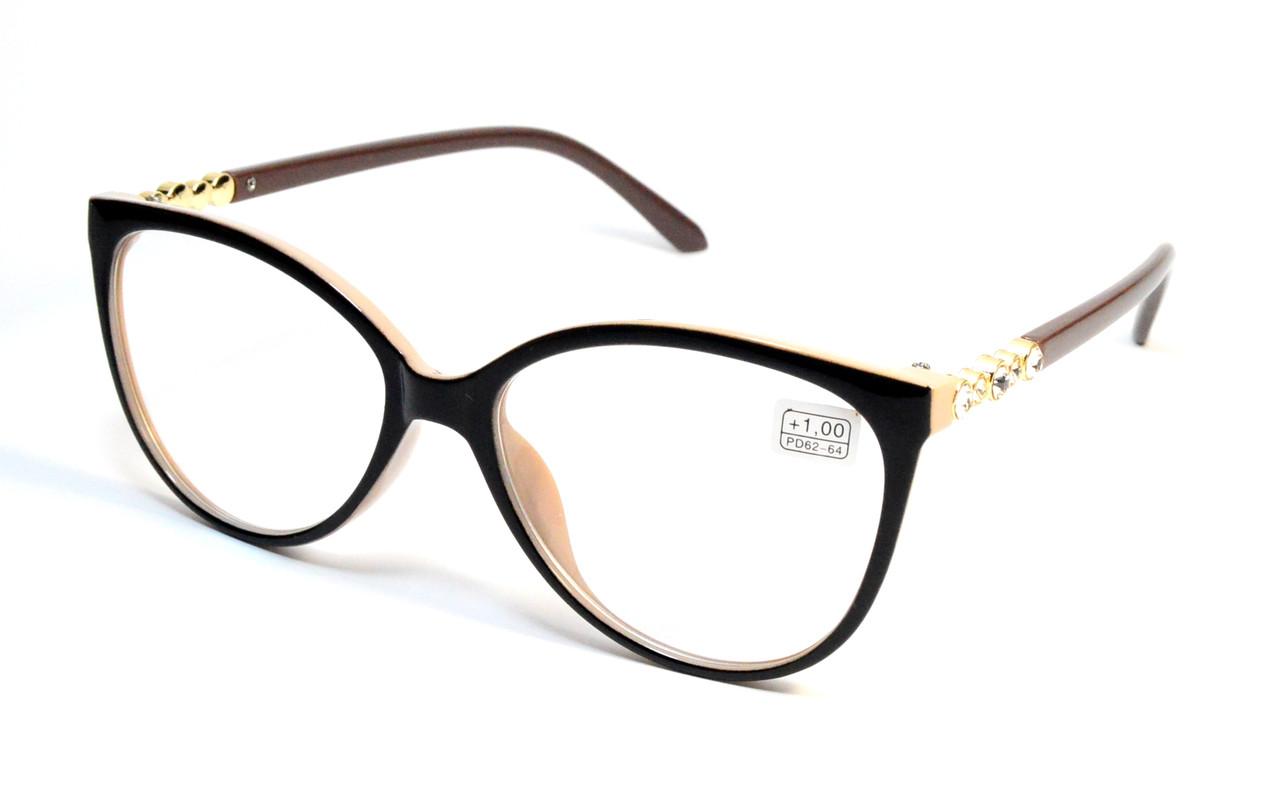 Женские изысканные очки для зрения (НМ 2007 к)