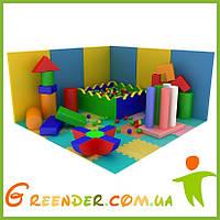 Мягкие игровые комнаты №3