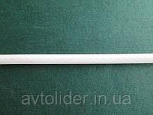Нержавеющий трос с белым ПВХ покрытием