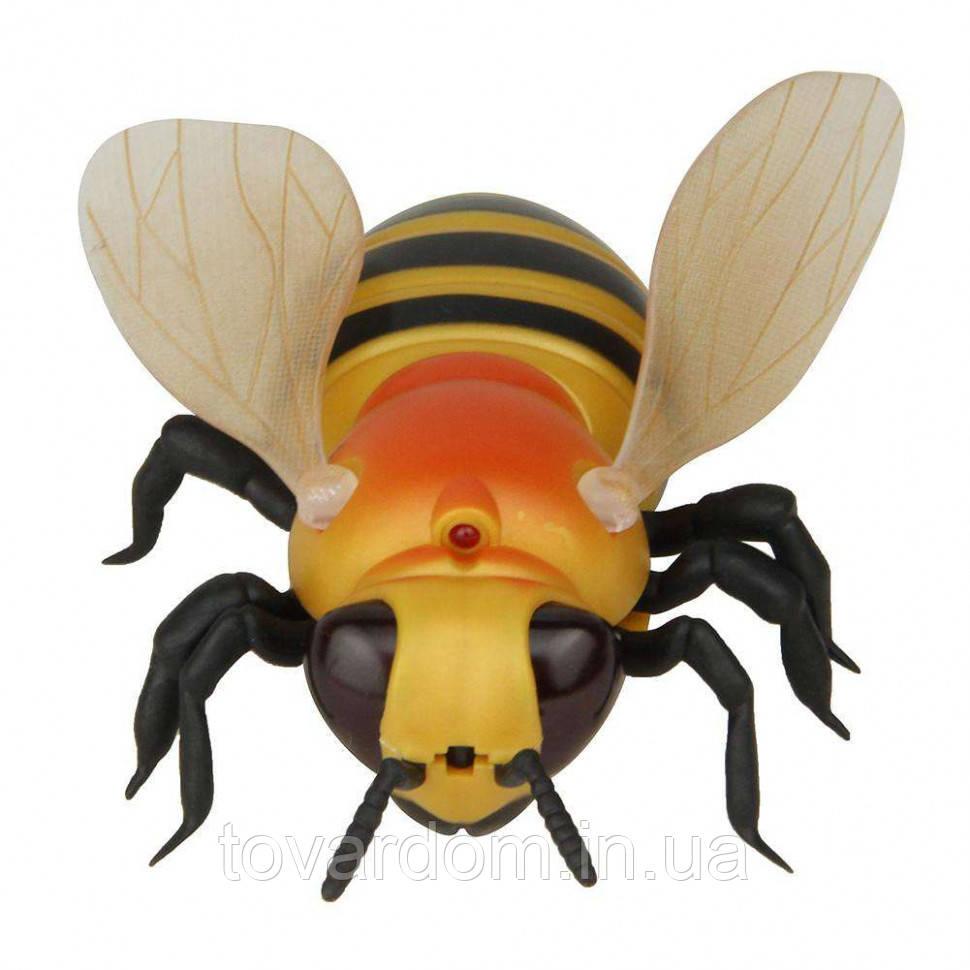 Интерактивная детская игрушка Насекомое на р/у 9923 (Пчела)