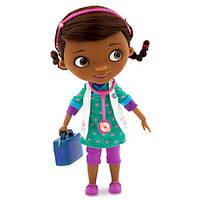 Кукла Доктор Плюшева говорящая поющая Disney Doc Mcstuffins Talking & Singing Doll