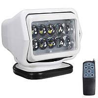 Поисковый прожектор, LED, черный