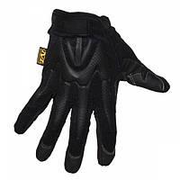 Перчатки Mechanix Wear MPACT полнопалые Black, фото 1